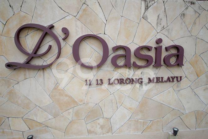 D'oasia D'oasia - Logo