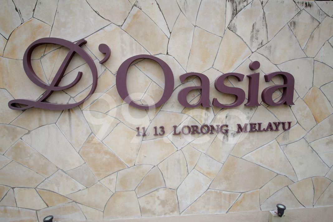 D'oasia  Logo