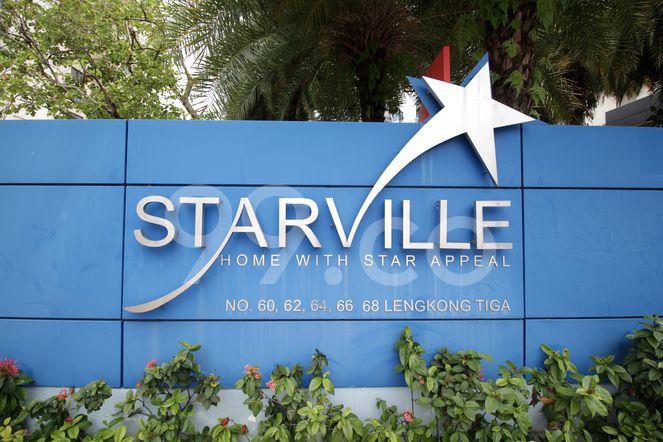 Starville Starville - Logo