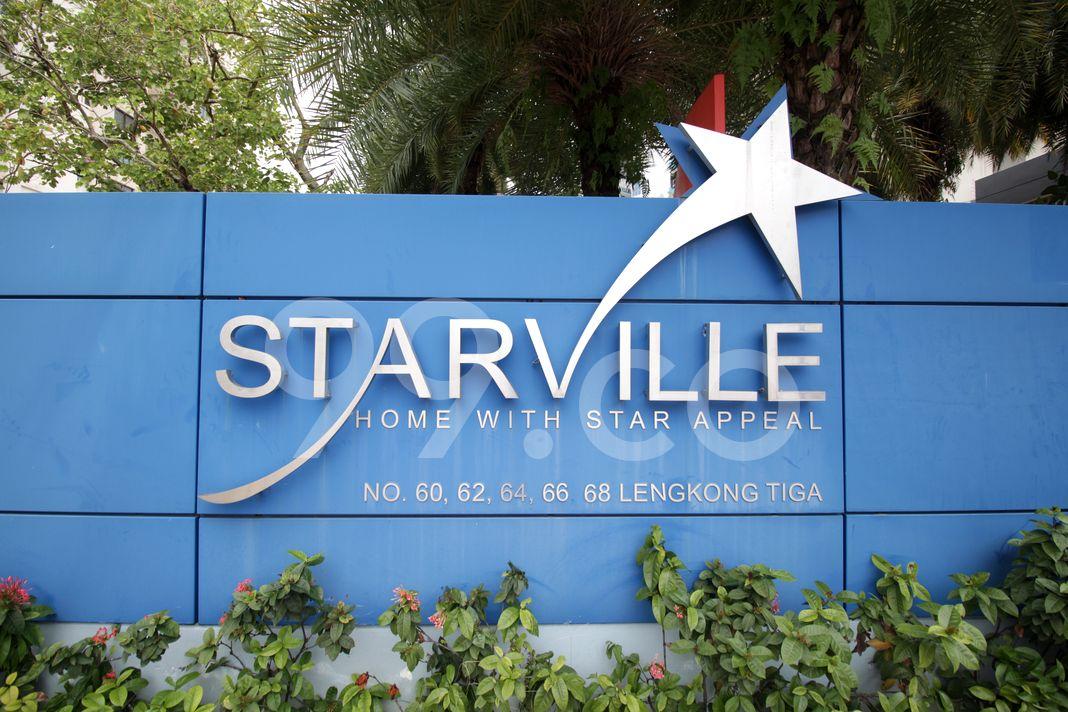 Starville  Logo
