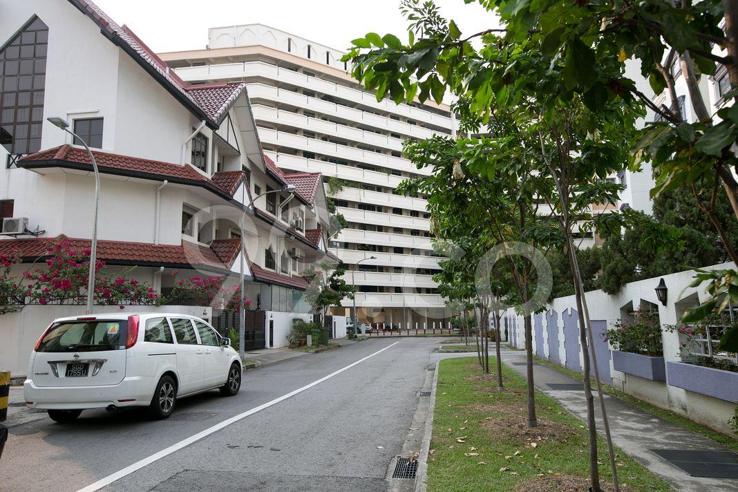 EuroAsia Apartments  Street