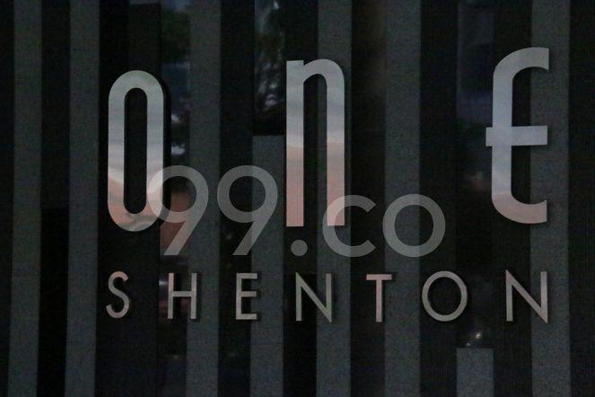 One Shenton One Shenton - Logo