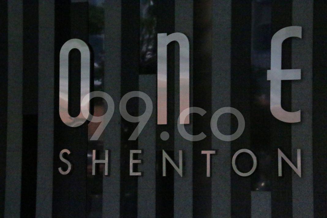 One Shenton  Logo