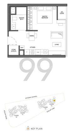 Seaside Residences - Configuration A2