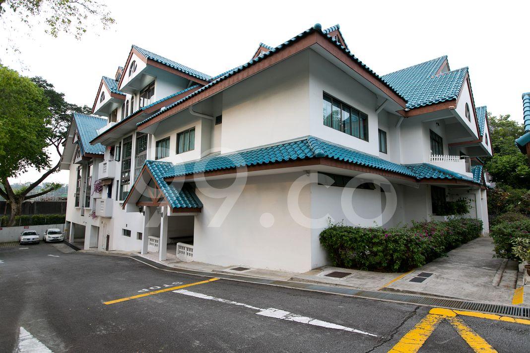 Villa Chancerita  Elevation
