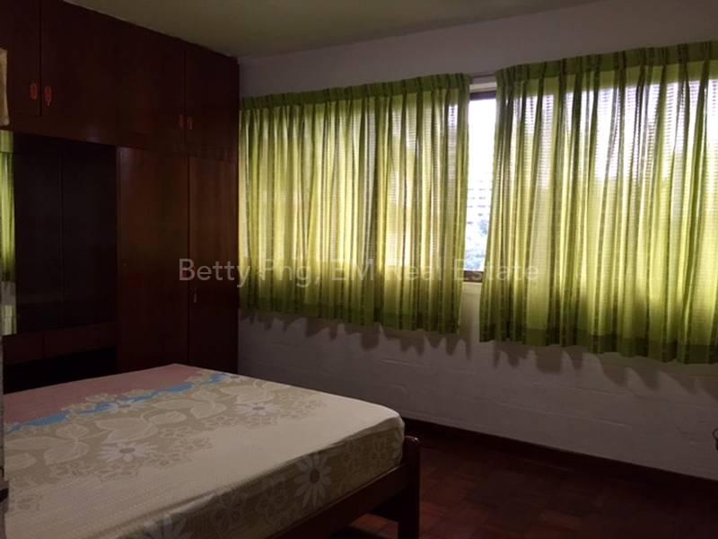 Telok Blangah Crescent Bedroom