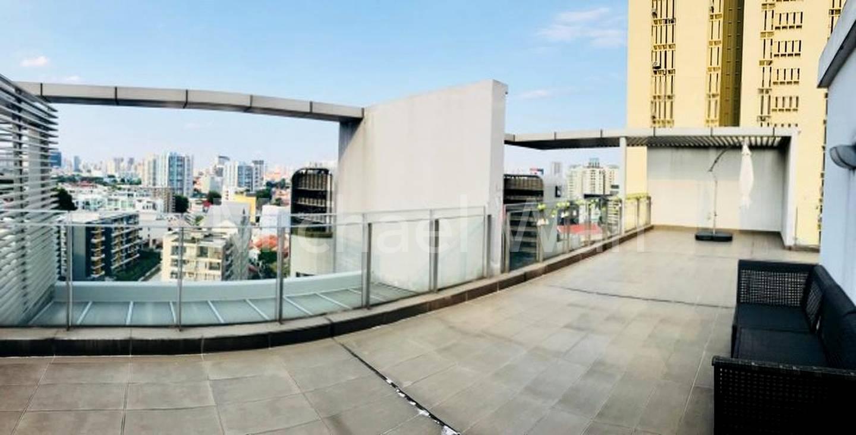 Upper Floor Terrace