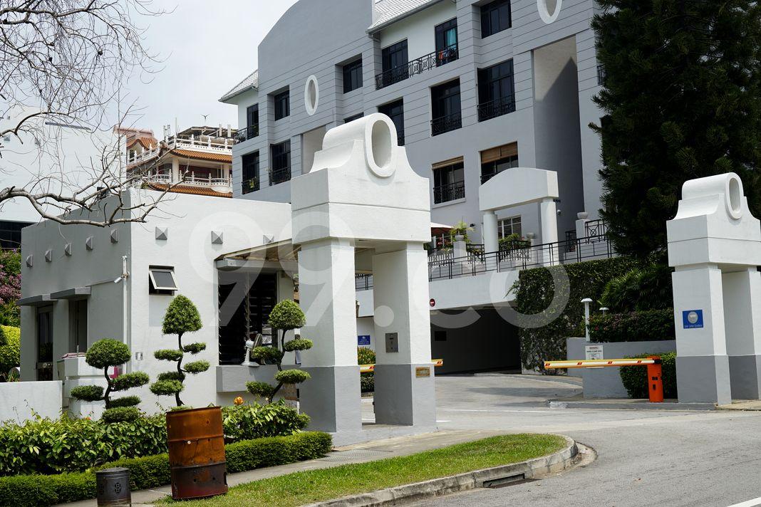 Banyan Condominium  Elevation