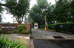 Warner Court - Entrance