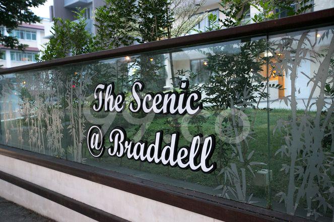 The Scenic @ Braddell The Scenic @ Braddell - Logo