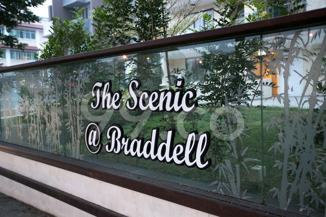 The Scenic @ Braddell  Logo