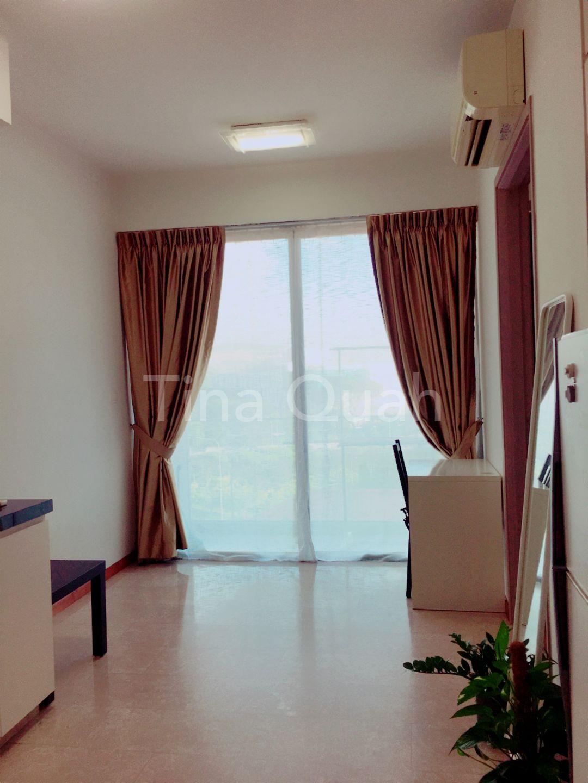 Proper 1 bedroom unit with balcony. No West Sun