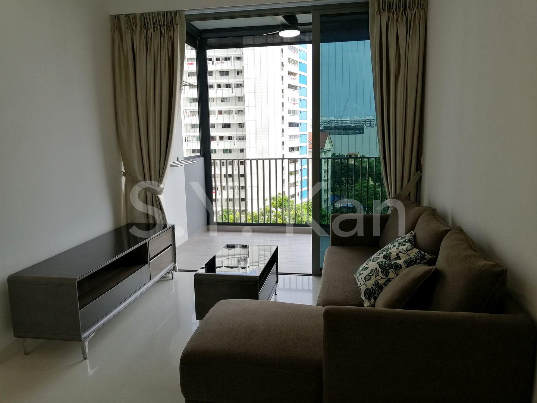 TRE Residences (4 Bedroom Dual Key) Living Room