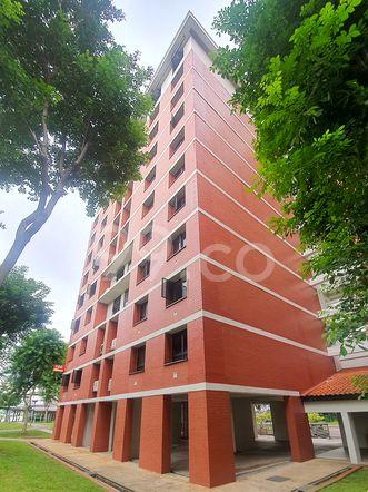HDB-Hougang Block 160 HDB-Hougang