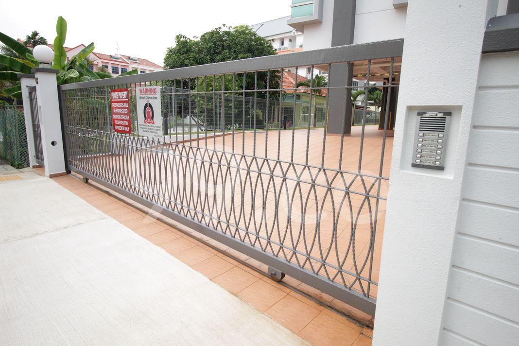 The Sunny Legend  Entrance