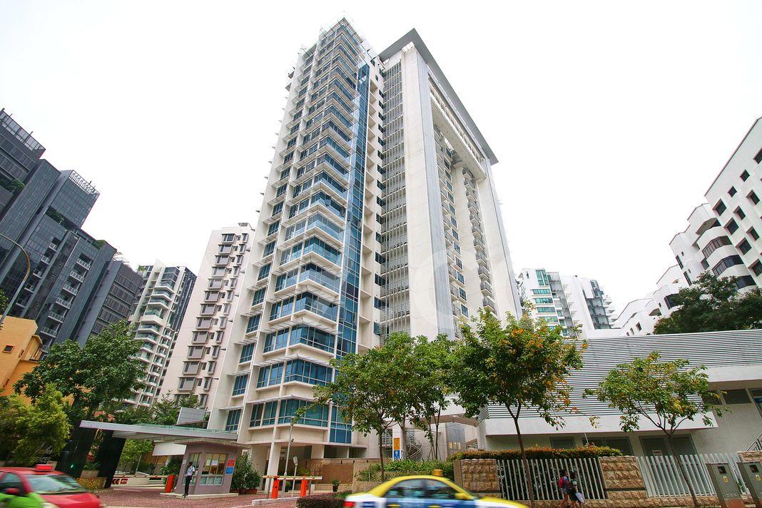 Amber Residences  Elevation