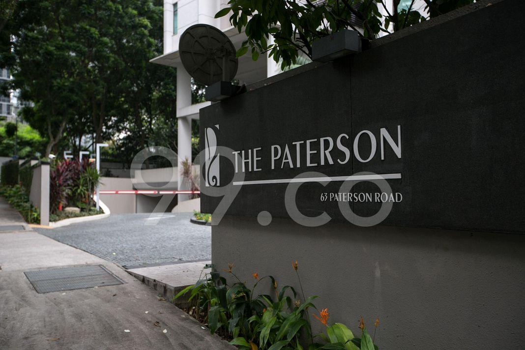The Paterson  Logo