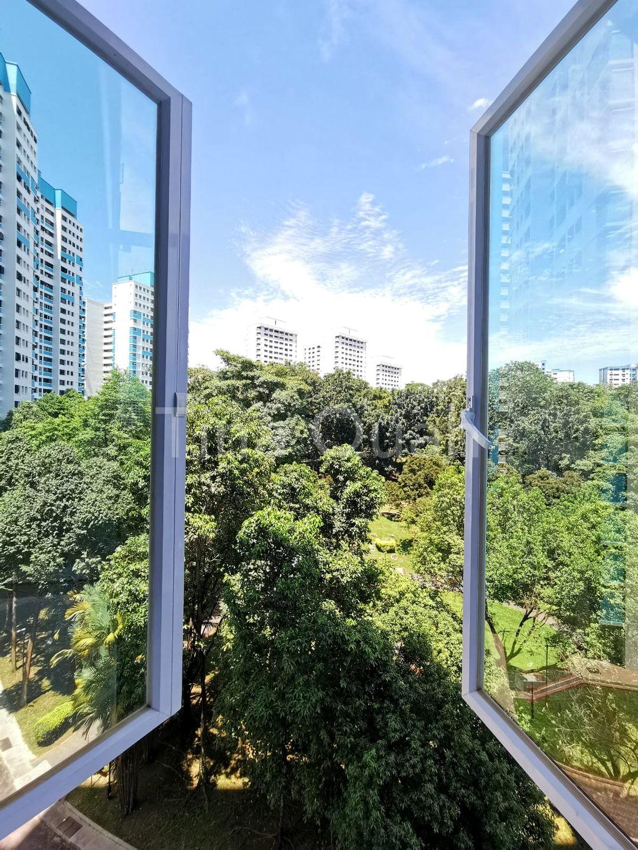 Living Area Window View