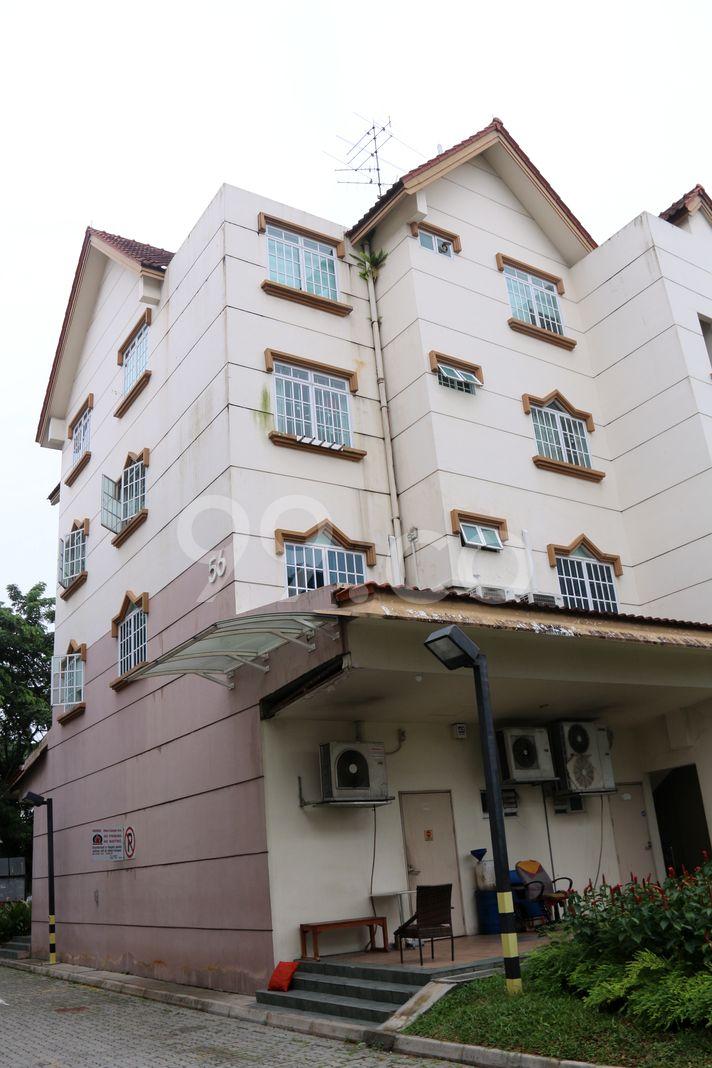 Hong Heng Mansions  Elevation