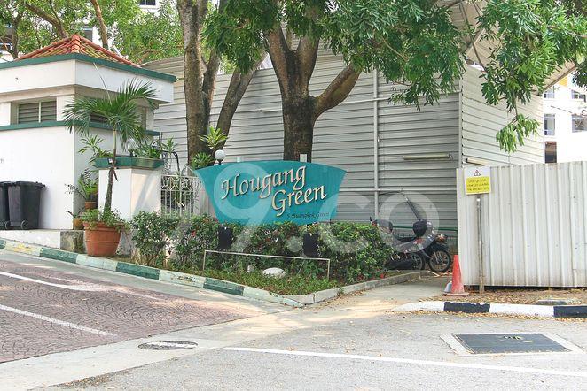 Hougang Green Hougang Green - Logo