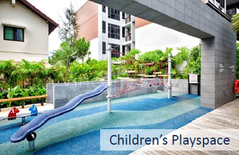 Children's playspace
