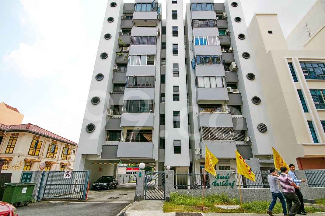 Baode Building  Elevation