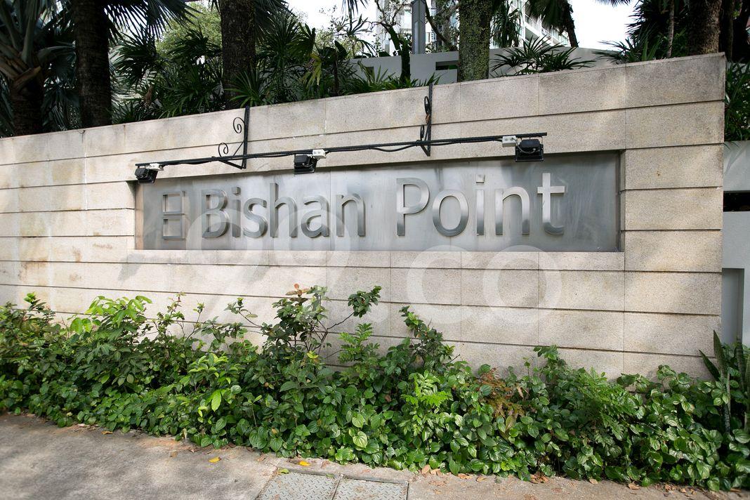 Bishan Point  Logo