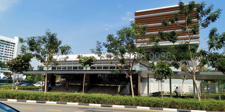 Kalan Besar MRT Station