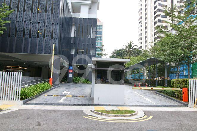 Meier Suites Meier Suites - Entrance