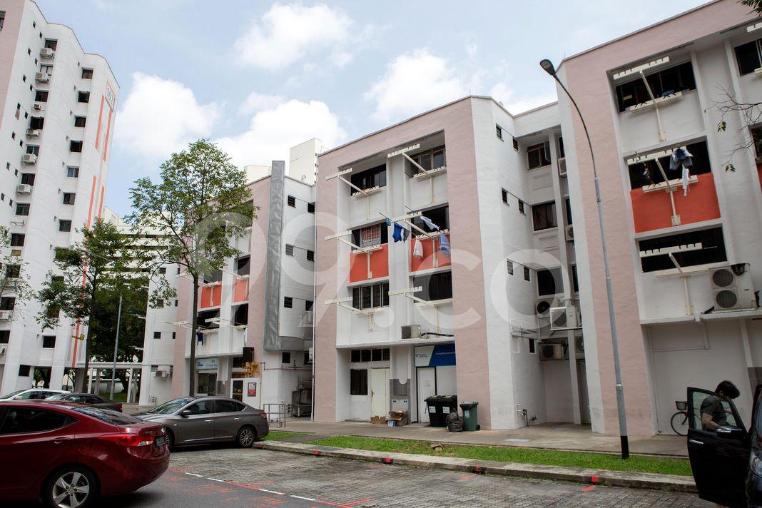 Block 104 Jurong East Ville