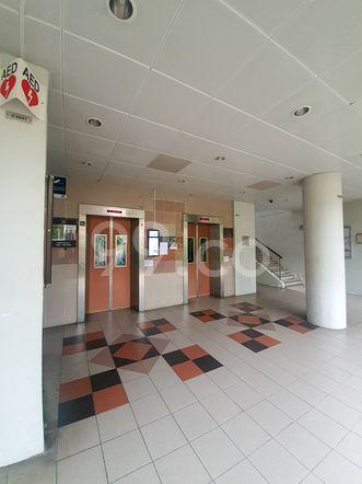 HDB-Hougang Block 161 Lift HDB-Hougang