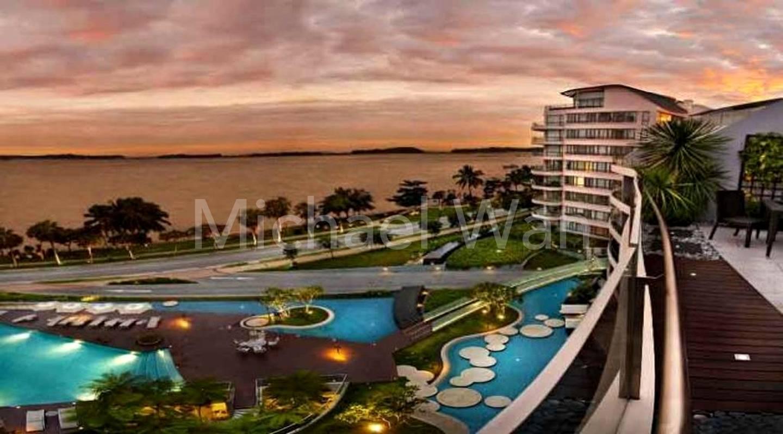 The Coast #08 Duplex Penthouse Sunset View