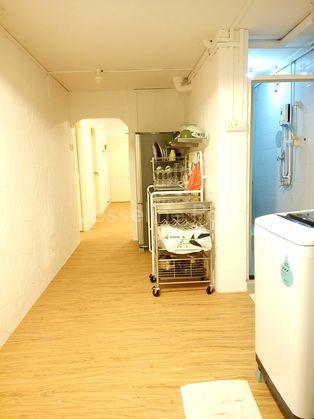 Kitchen Inventory with good Brand big fridge.