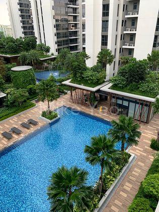 Swimming Pool Facing
