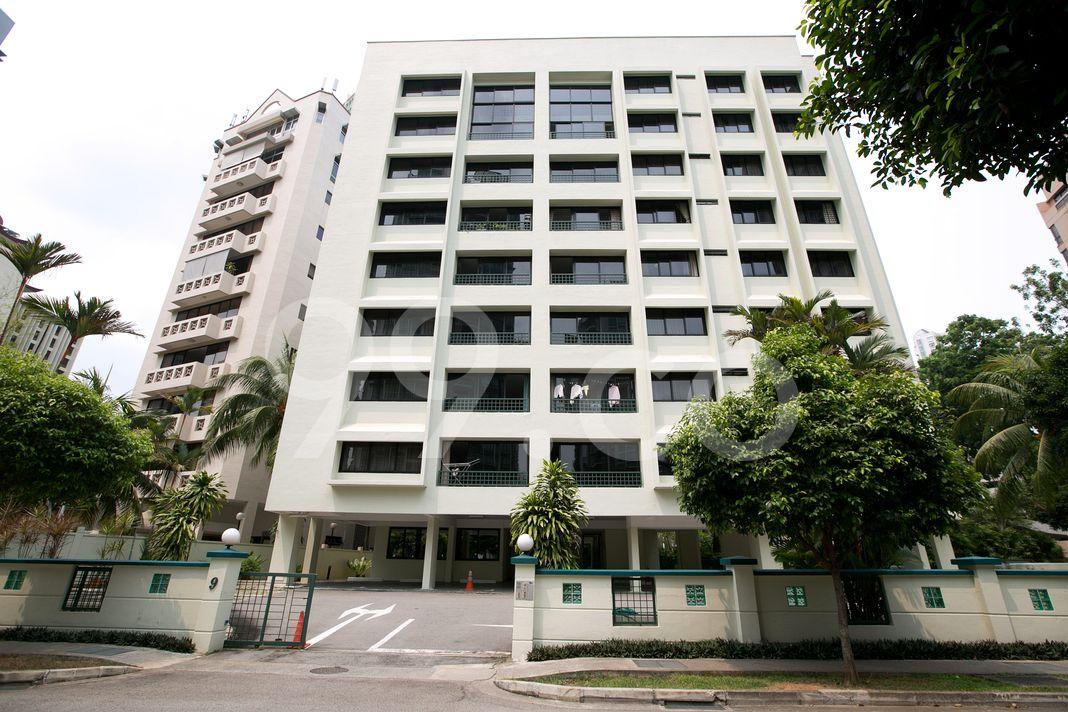 Visin Apartment  Elevation