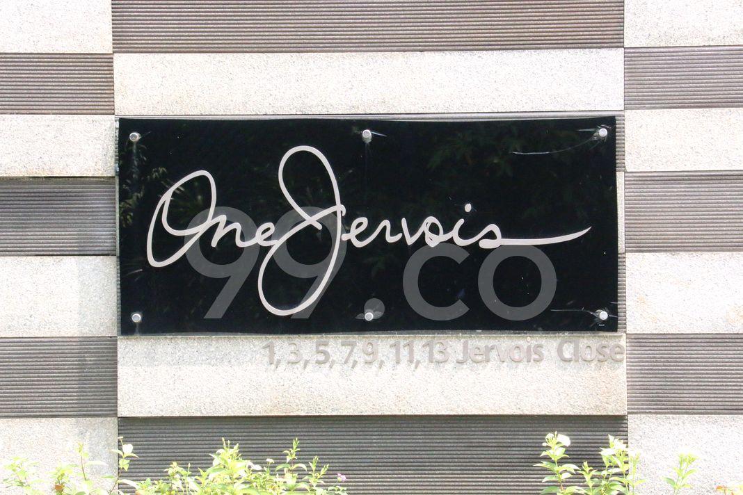 One Jervois  Logo