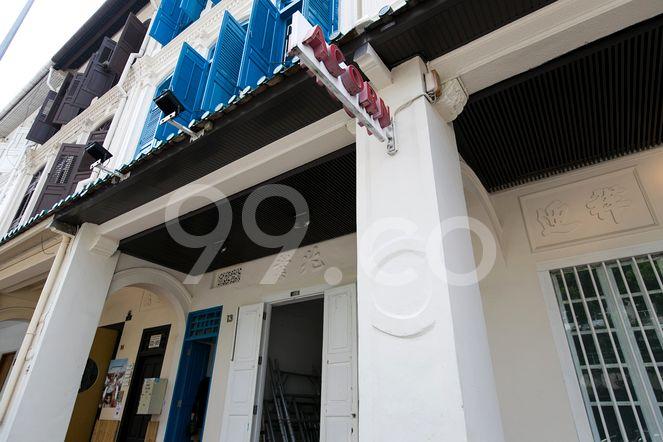 Acorn Acorn - Entrance