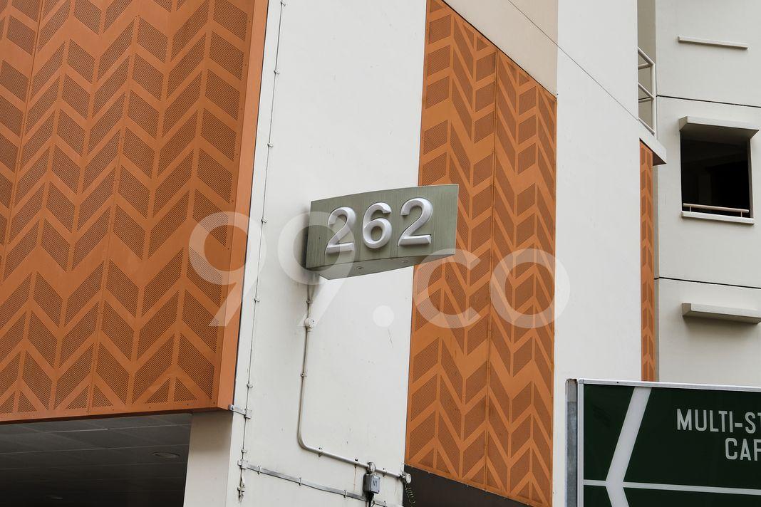 Block 262 Toa Payoh Apex