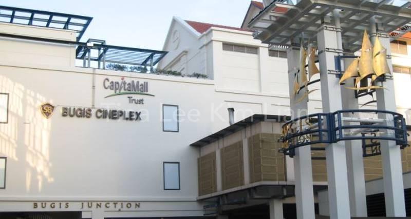 Nearest Mall - Bugis Junction