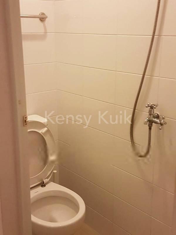 Maid's Toilet/WC