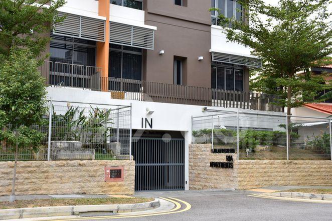 Ria Apartments Ria Apartments - Entrance
