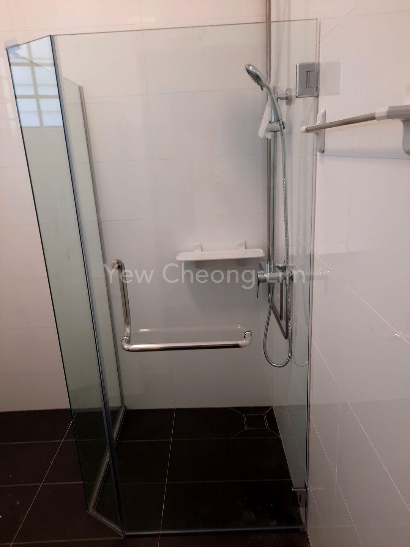 bathroom on level 2