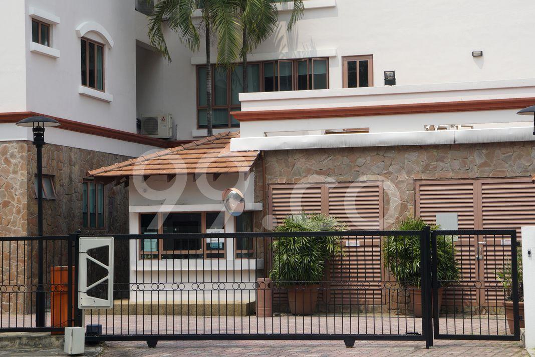 Lotus at Paya Lebar (West Wing)  Entrance