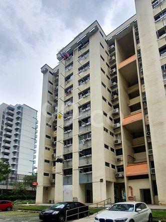 HDB-Hougang Block 154 HDB-Hougang