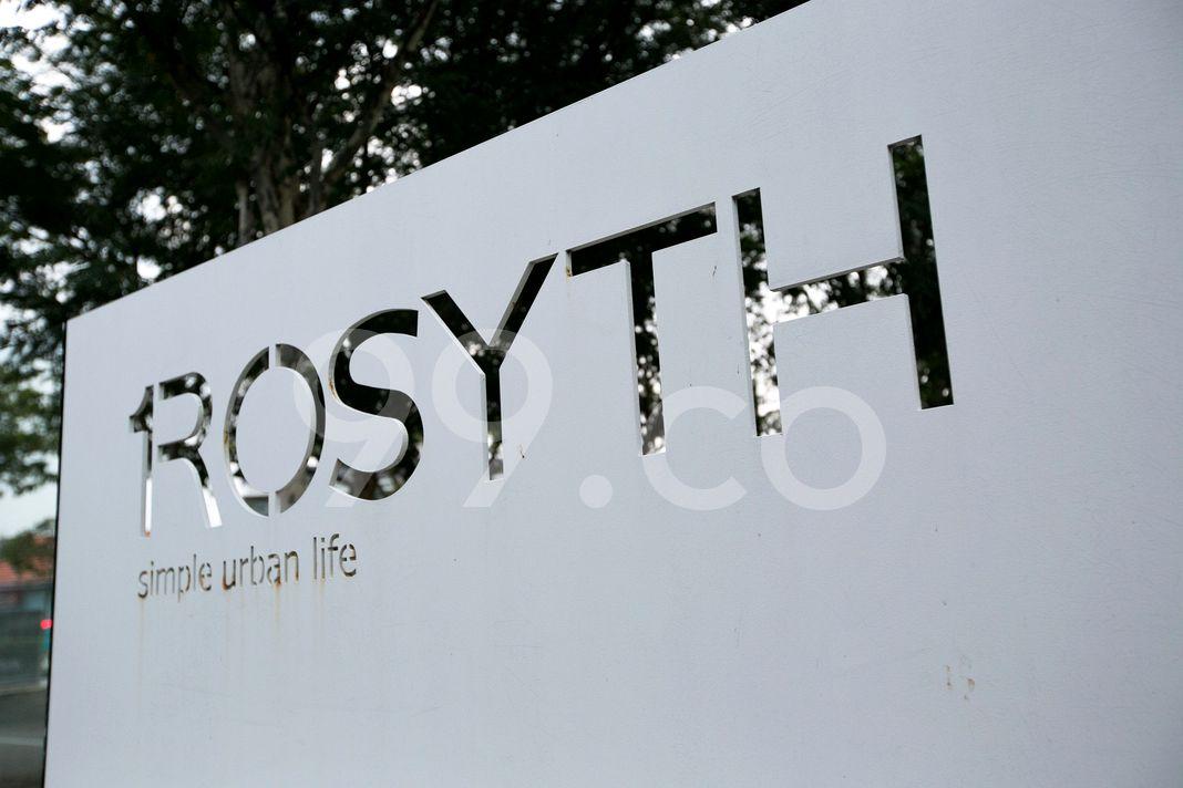 One Rosyth  Logo