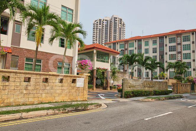 Landbay Condominium Landbay Condominium - Entrance
