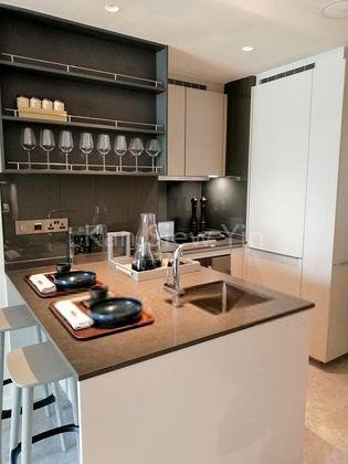 Riviere (1 Bedroom) Open Kitchen cum Dining Area