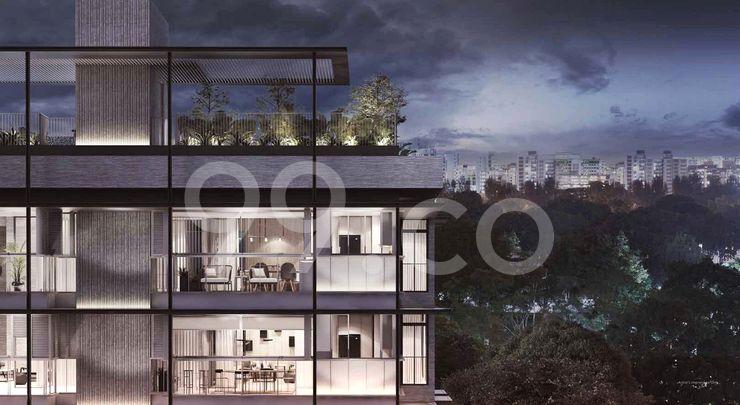 Fivenine Balcony Living