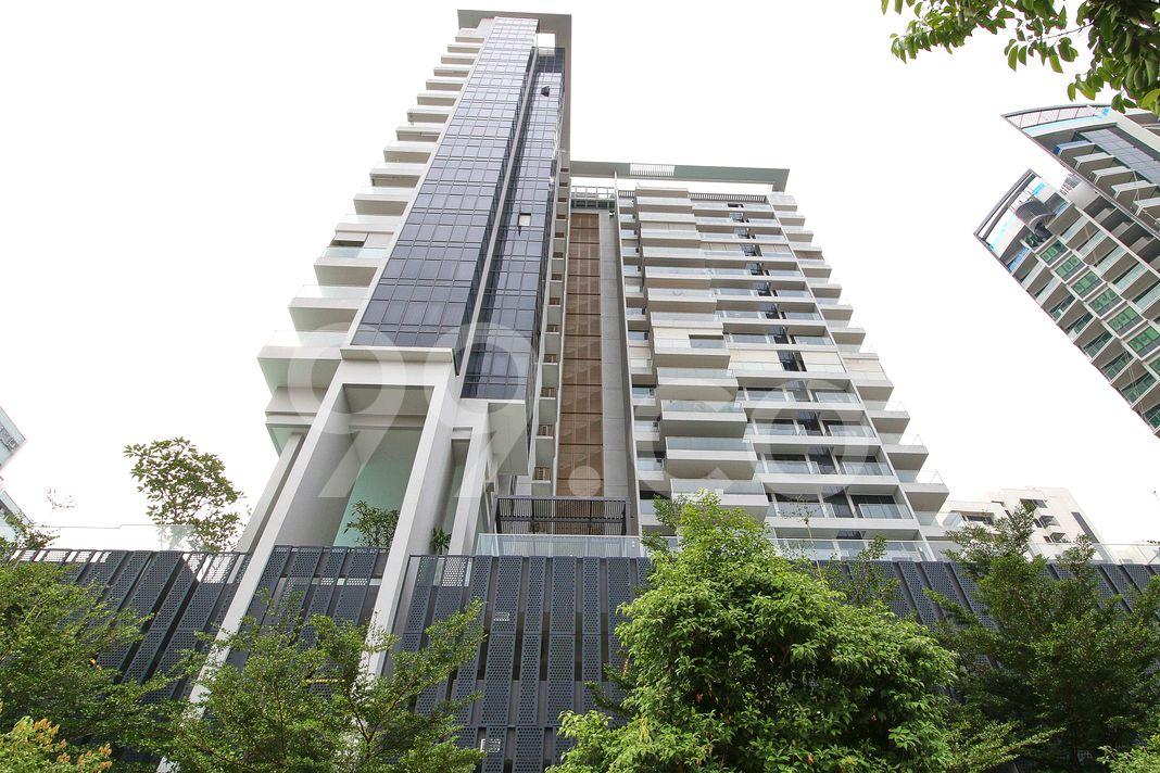 Meier Suites  Elevation