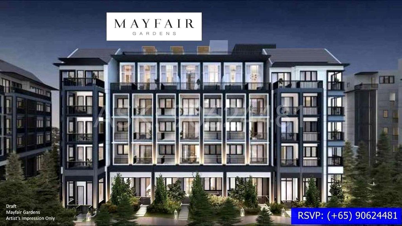 Mayfair Gardens - London Inspired Residences